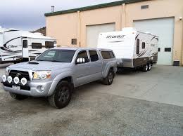 2008 toyota tacoma weight tacoma travel trailer towng read if you consider buying an rv