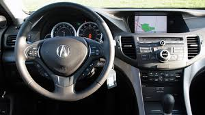 Acura Tsx 2006 Interior Driven 2010 Acura Tsx Tech V6 Autoblog