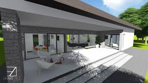 Zen Home by Zen House Metallic Framed House 3dsmart Romania Youtube