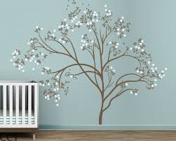littlelion studio blossom tree large wall decals by