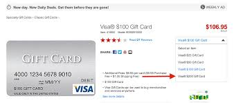 gift cards with no fees buy 200 visa gift cards and earn big ur points running with