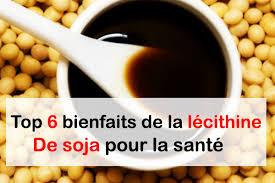 l ithine de soja cuisine top 6 bienfaits de la lécithine de soja pour la santé la beauté