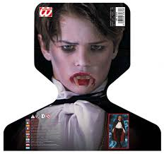 child deluxe vampire cape halloween costume cj03567k karnival
