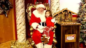 bronners christmas store u0026 seeing santa claus youtube
