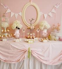 baby girl birthday ideas idea for baby girl birthday party simple with a touch of