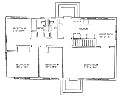 2 Bedroom Floor Plans With Basement Ranch Style House Plans Ranch Style Floor Plans And Ranch House