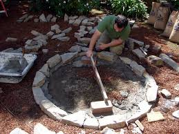 how to build a outdoor fire pit for cooking home outdoor decoration