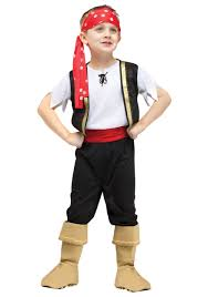 toddler ship ahoy pirate costume halloween costumes