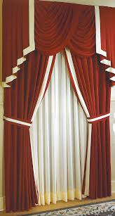 Curtain Design For Living Room - 50 window valance curtains for the interior design of your home