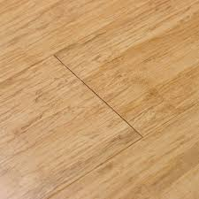 Laminate Flooring Vs Wood Flooring Shop Cali Bamboo Fossilized 5 In Prefinished Natural Bamboo