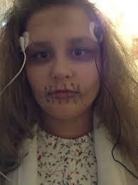 insane asylum patient halloween 2014 halloween cosplay d i y