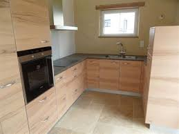 plan travail cuisine bois cuisine blanc laque plan travail bois mineral bio