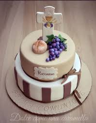 20 best holy communion cakes images on pinterest first communion