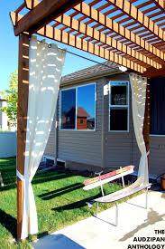 bedroom heavenly ideas for pergola shade hampton bay dence lace