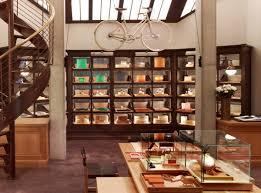 Where Do Interior Designers Shop A Visit To Shinola Tribeca Design Milk