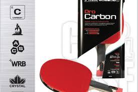 stiga pro carbon table tennis racket alkar billiards bar stools tubs