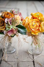 jar flower centerpieces 10 ways to make jar flower arrangements