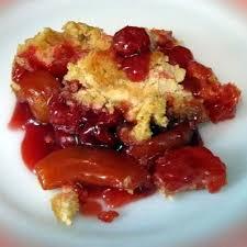 apple cherry dump cake recipe by hapemom key ingredient