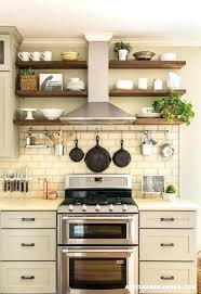 kitchen shelves decorating ideas kitchen shelf decor decorating kitchen walls ideas kitchen shelf