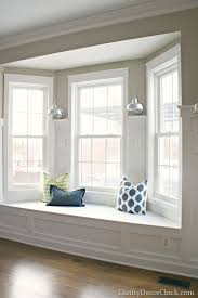 magnificent kitchen bay window seat and bay window bench height