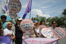 Comfort Women In Philippines Filipino Ex Slaves Demand Justice From Japan Inquirer Net