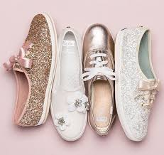 wedding shoes keds keds x kate spade wedding sneakers are the best bridal shoes