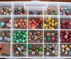 how to make polymer clay beads 7 steps with pictures