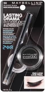 Maybelline Gel Eyeliner Review eye studio lasting drama gel eyeliner review