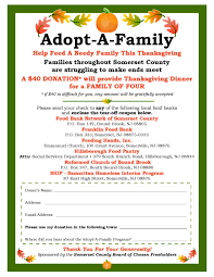 adopt a family 2017 program