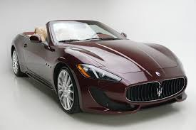 used maserati granturismo for sale 2014 maserati granturismo sport stock cp13518 for sale near