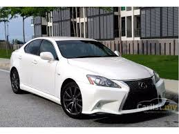 lexus ix 250 lexus is250 2007 2 5 in penang automatic sedan white for rm 81 800