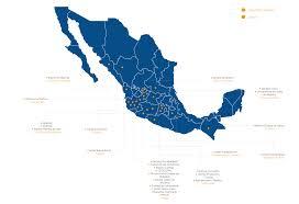 San Luis Potosi Mexico Map by Mapa De Instalaciones U2013 En