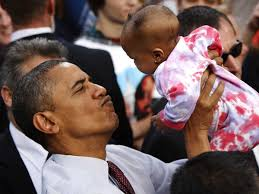 55 photos of obama with children for his 55th birthday business