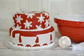 blogmas day 15 decorating my christmas cake with tala vintage