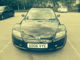 used 2006 mazda rx 8 rx 8 pz for sale in nottingham pistonheads