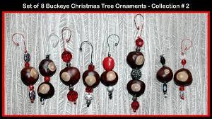 ohio buckeye tree ornaments buckeyebassets