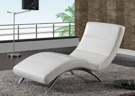White Chaise Lounge White Leather Chaise Lounge U2013 Furniture Favourites