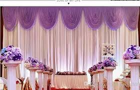 wedding backdrop curtains for sale hot sale white silk wedding backdrop curtain beautiful wedding