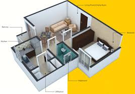 540 sq ft 1 bhk 1t apartment for sale in vbhc palmhaven ii