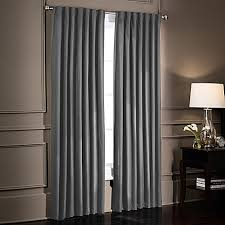 Bed Bath And Beyond Thermal Curtains Smartblock Chroma Rod Pocket Room Darkening Window Curtain Panel