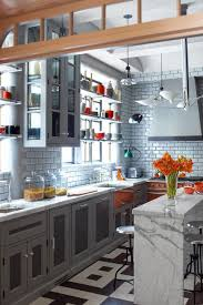 pics of kitchens with white cabinets and gray walls 32 best gray kitchen ideas photos of modern gray kitchen