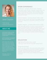 Unique Resumes Templates 55 Free Resume Templates For Ms Word Freesumes Com