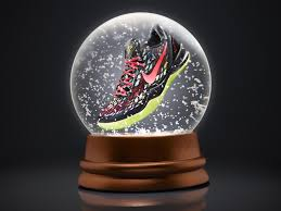tis season for festive nike basketball signature footwear