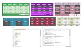 Css Table Border Color Html Table Styler Css Generator