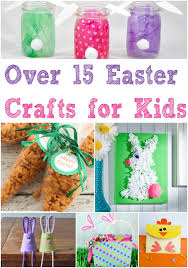 Easter Decorations Using Mason Jars by 15 Easy Easter Crafts For Kids Must Have Mom