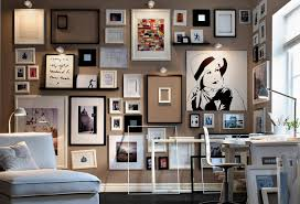 How To Design A Gallery Wall by How To Create A Gallery Wall In Your Home A U2022mused