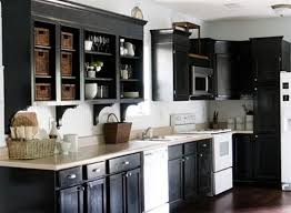Rustic Painted Kitchen Cabinets by Simple Ideas For Painting Kitchen Cabinets Artenzo