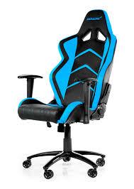 Chair Swivel Mechanism by Akracing Player Gaming Chair Black Blue Wrgamers Akracing