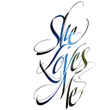 script styles u2013 john stevens calligraphy