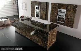 cuisine design luxe meuble cuisine italienne mobilier maison meuble vasque design